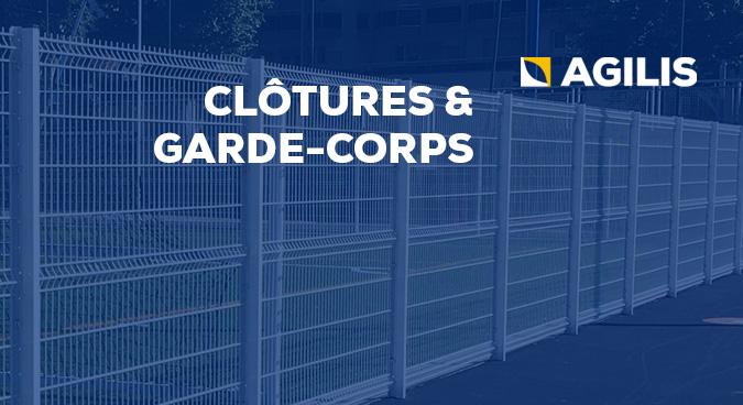 Clôtures et garde-corps université Montpellier