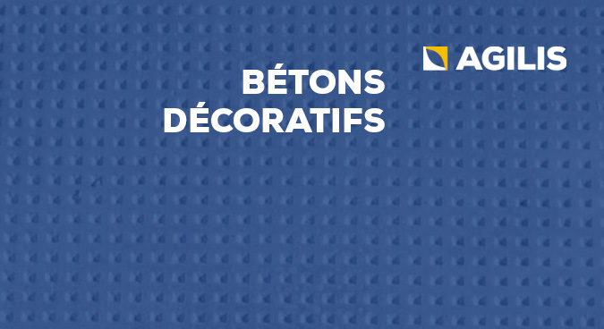 bétons décoratifs