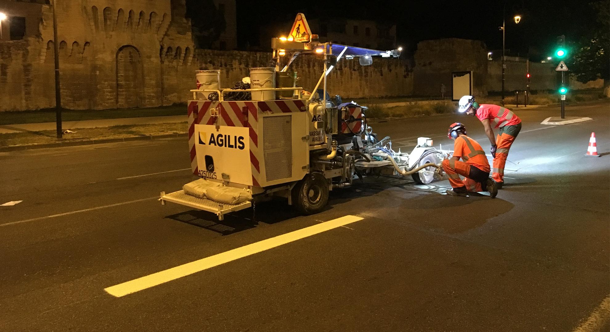 signalisation Avignon