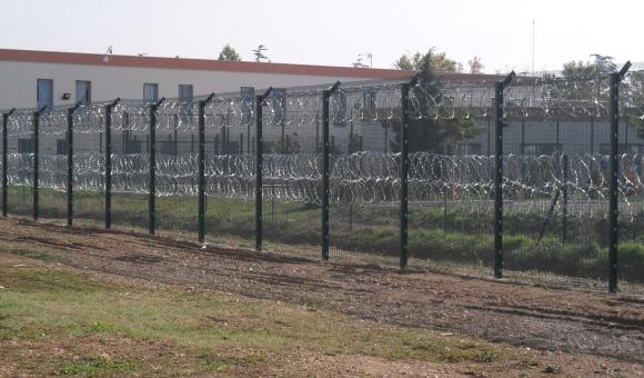 clôtures sécurité