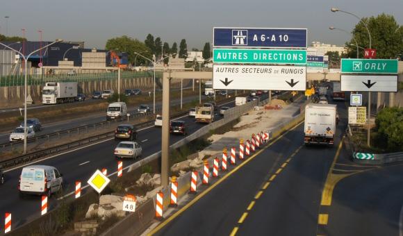 signalisation temporaire balisage routier et autoroutier