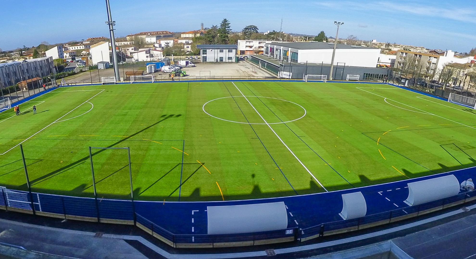 Sols Sportifs Stade Libourne